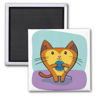 Sweet Kitty Magnet