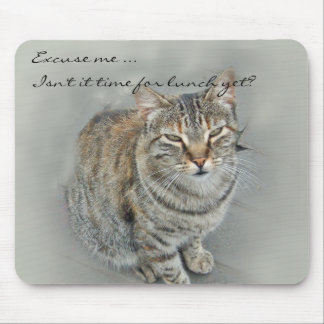 (Sweet Kitty Mouse Pad