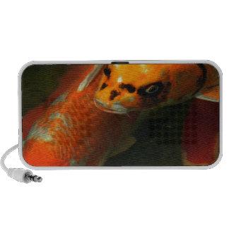 Sweet Koi Fish Speaker System