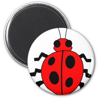 Sweet Lady bug Magnet