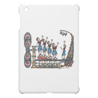 Sweet Lady Singers Cover For The iPad Mini