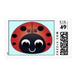 Sweet Ladybug Postage