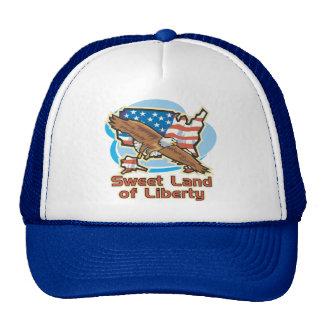 Sweet Land of Liberty Trucker Hat