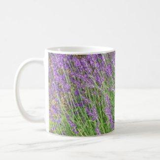 'Sweet Lavender' Mug mug
