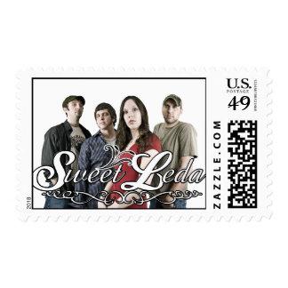 Sweet Leda Postage