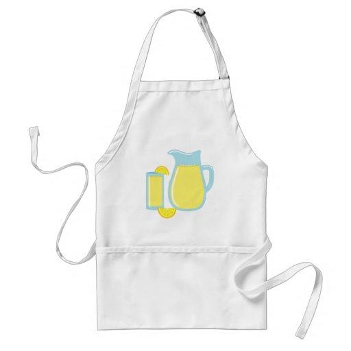 Sweet Lemonade Adult Apron