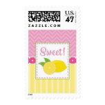 Sweet Lemonade Postage Stamp