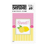 Sweet Lemonade Postage Stamp
