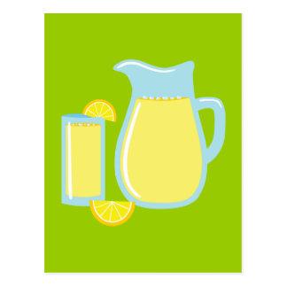 Sweet Lemonade Postcard