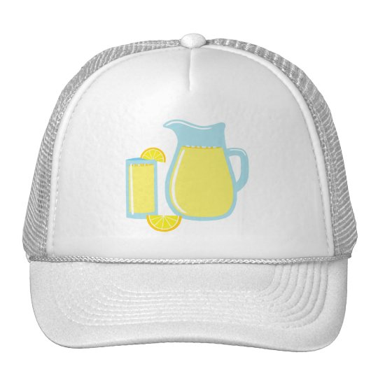 Sweet Lemonade Trucker Hat