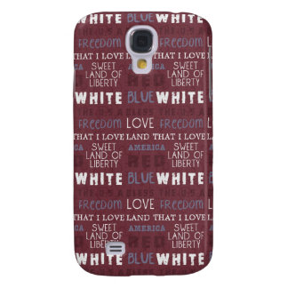 Sweet Liberty Speck® Fitted™ Case iPhone 3G/3GS Samsung Galaxy S4 Cases