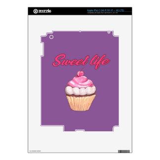 Sweet life iPad 3 skins