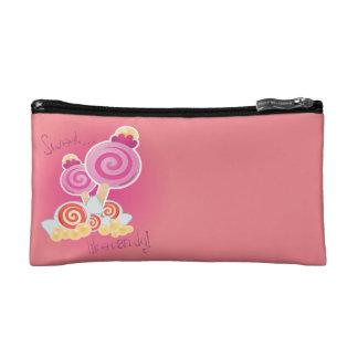 Sweet Like Candy Cosmetics Bag Cosmetics Bags