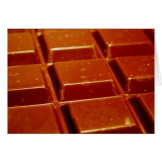Sweet like chocolate - greeting cards