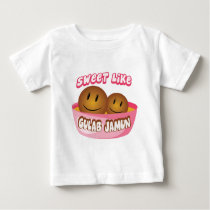 Sweet Like Gulab Jamun Baby T-Shirt