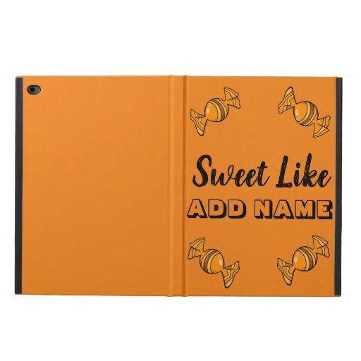 Sweet Like Powis iPad Air 2 Case