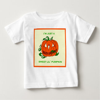 Sweet Lil' Pumpkin Baby T-Shirt