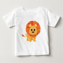 Sweet Lion Baby T-Shirt