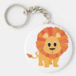 Sweet Lion Keychain