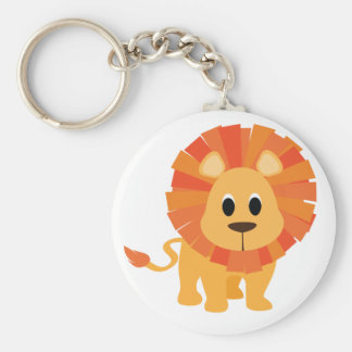 Sweet Lion Keychain