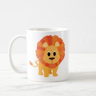 Sweet Lion Coffee Mug