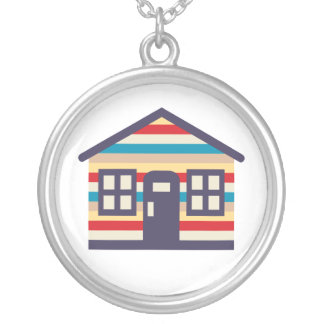 Sweet Litte Dream House Necklace