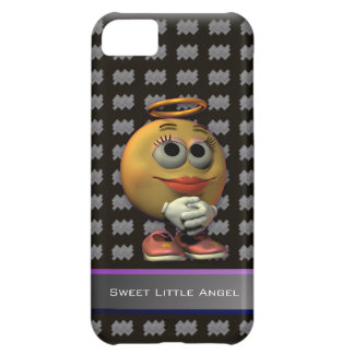 Sweet Little Angel iPhone 5C Cover