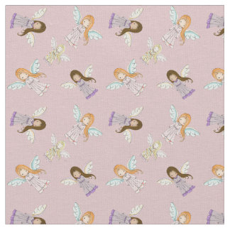 Sweet Little Angels Fabric