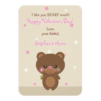 Sweet Little Bear Card