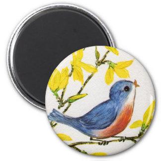 Sweet Little Bird Magnet