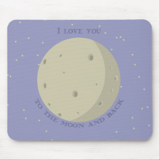 Sweet little card for a loved one mouse pad