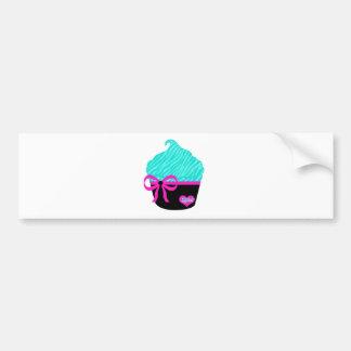 Sweet Little Cupcake Car Bumper Sticker