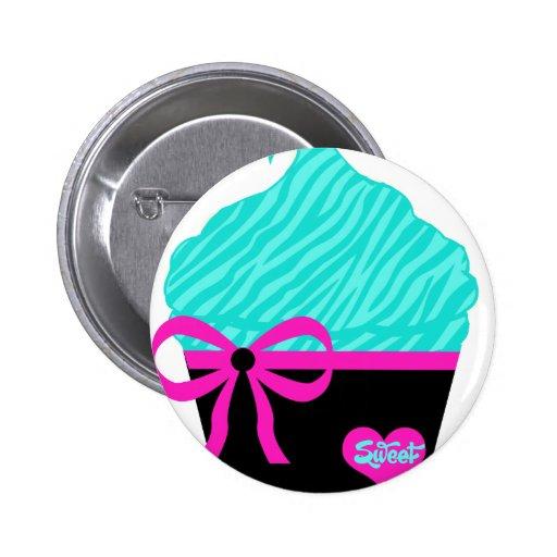 Sweet Little Cupcake Buttons