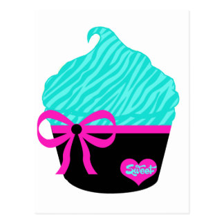 Sweet Little Cupcake Postcard