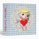 Sweet Little Cupid Binders