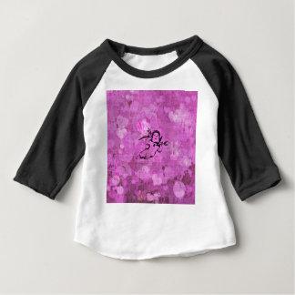 sweet little cupid, purple baby T-Shirt