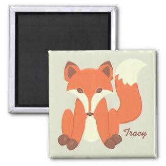 Sweet Little Fox Magnet