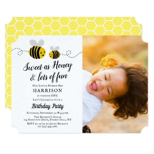 Ble Bee Invitations Cobypic