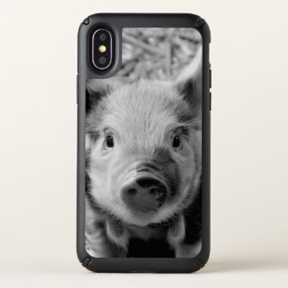 sweet little piglet speck iPhone x case