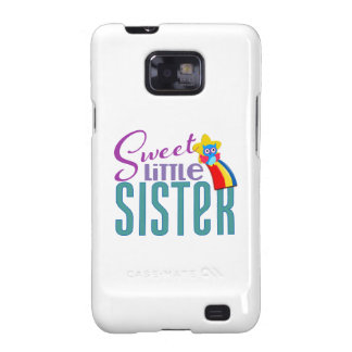 Sweet Little Sister Galaxy S2 Cases