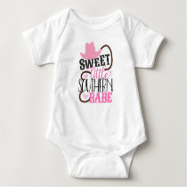 Sweet Little Southern Babe Baby Bodysuit