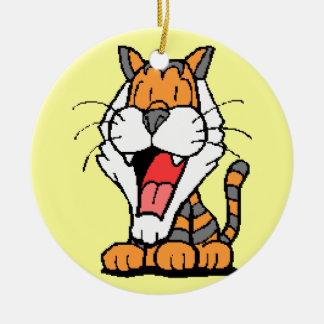 Sweet Little Tiger Ornament