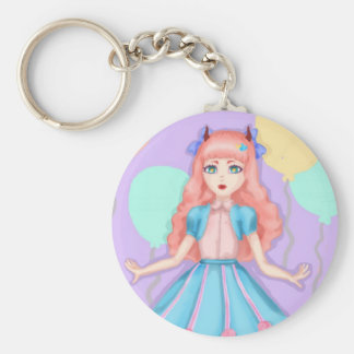Sweet lolita party keychains