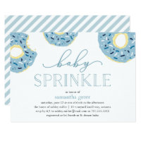 Sweet Love | Baby Sprinkle Invitation