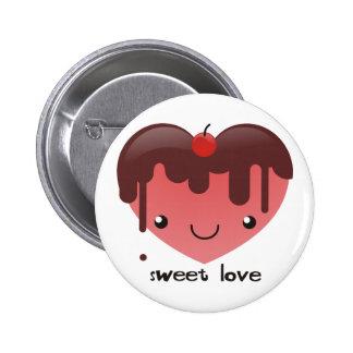 Sweet Love Buttom Button