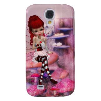 Sweet Love Fairy iPhone 3 Case