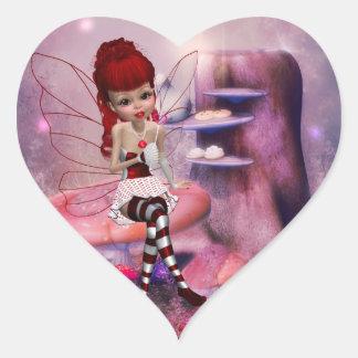Sweet Love Fairy Sticker