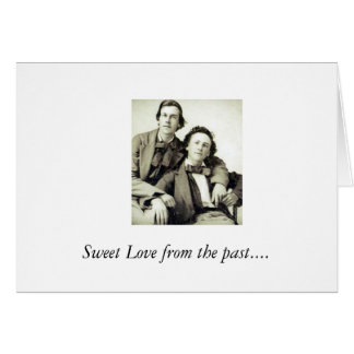 Sweet Love from the past.... Card