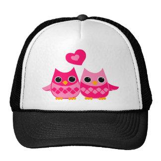 Sweet Love Owls Trucker Hat