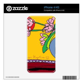 sweet love iPhone 4 decals